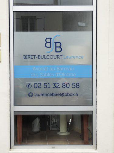 Cabinet d'avocat aux Sables d'Olonne Biret Bulcourt